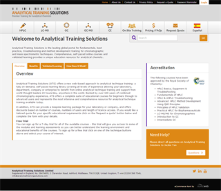 Analytical Training Solutions