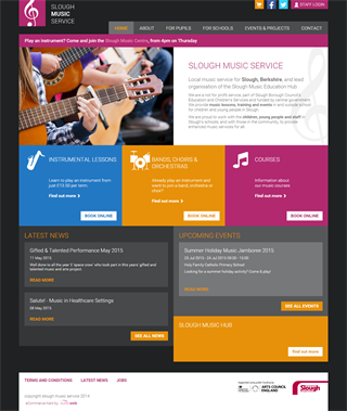 Slough Music Service